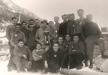 Prima edizione della Coppa Gal - 06/01/1950